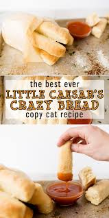 Copy Cat Little Caesars Crazy Bread Cooking With Karli