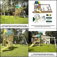 diy swing set hardware kits custom play swing set hardware kit backyard outdoor kids od with diy swing set hardware kits