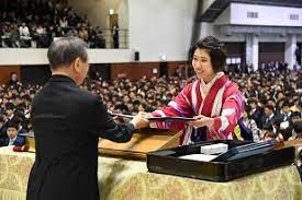 関学 卒業 式