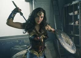 Wonder Woman LA Times