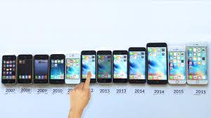 iphone 1 7 comparison. all iphones compared! iphone 6s+ vs 6s 6 plus 5s 5c 5 4s 4 3gs- youtube iphone 1 7 comparison