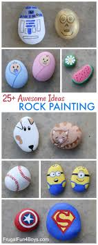 there s no wrong way to paint a rock since so many communities are doing painted rock projects etc i thought it would be fun to do a post with