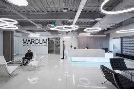 traditional office corridors google. Inside Marcum LLP\u0027s Sleek New Boston Office Traditional Corridors Google F