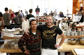 I opted for a nitro coffee this time around. Four Barrel Coffee Founder Jeremy Tooker Accused Of Sexual Assault And Harassment