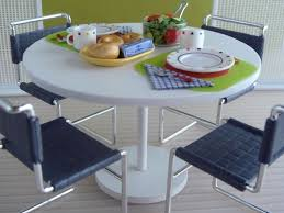dollhouse dining room furniture. minimodernistas dining room dollhouse furniture