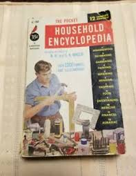 Encyclopedia Of Charts Details About Vintage 1951 The Household Encyclopedia 1000 Charts Illustrations 12 Manuals