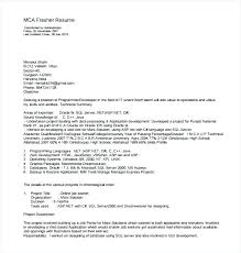Resume Format Latest Professional Resume Resume Format For Freshers