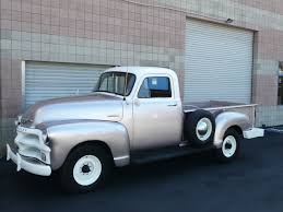 1954 CHEVROLET 3600 LONG BED PICKUP - 80992