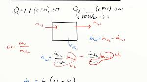 latent heat formula for hvac engineers where does q 4 790 cfm