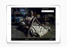 minimal branding and website design for lance photographer immersive digital portfolio
