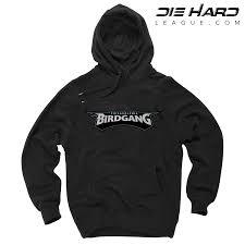 Hoodie Black Philadelphia - Bird Eagles Gang