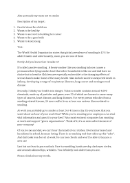 persuasive essay stop smoking jembatan timbang co persuasive essay stop smoking
