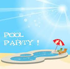 Einladung Poolparty Sprüche Pool Party Einladung Selber Machen