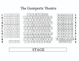 Arlington Theater Seating Luxor Hotel Seating Chart Theatre