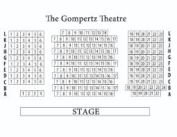 Non Profit Theatre Organization Chart Arlington Theater Seating Luxor Hotel Seating Chart Theatre