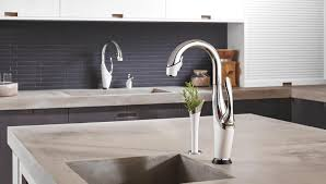 Tap Designs For Kitchens Vuelo Kitchen Brizo