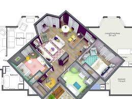 house plan interior design