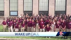 Wake Up Call from Abby Kelley Foster Charter School
