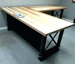 custom made office desks. Custom Built Office Furniture Desk Epic Iron Age Industrial Made Desks