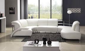 elegant contemporary furniture. Contemporary Leather Furniture White Elegant L