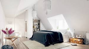 eclectic bedroom furniture. eclectic attic room interior with sloped ceiling and wood floor also retro bedroom furniture