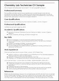 Clinical Lab Technician Resume Sample Inspirational Medical Lab