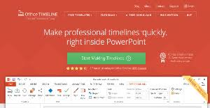 Powerpoint Office Timeline Office Timeline Reviews Pricing Software Features 2019 Financesonline Com