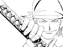 Disegni Da Colorare One Piece Morning Kids