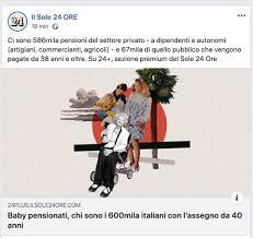 Economia Italia - Ci sono circa 20 milioni di pensioni in Italia m, ma da  giorni ci si accanisce contro questi 500 mila, cioè il 2,5% trattandoli  come se fossero dei ladri.