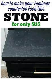 make your counters look like stone with this makeover ideas covering formica countertops paint countertop to granite how laminate faux