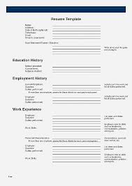 Part Time Job Resume Lovely Resume Best Objective Template For