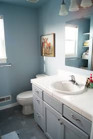 Project Kids Bathroom How to Personalize Builder Grade Lighting
