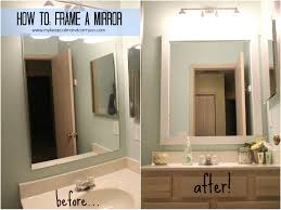fullsize of formidable framed bathroom mirror photo framed bathroom mirror wood framed bathroom mirrors large framed