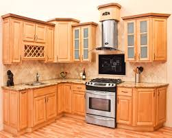 maple kitchen cabinets.  Cabinets Unfinished Maple Cabinets Lovely Image Of Natural Kitchen To