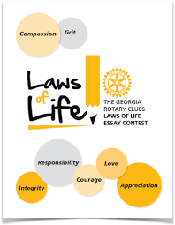 laws of life essay contest learn more about the essay contest the winning essays see our sponsors