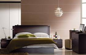Bedroom, Handsome Bedroom With Minimalist Design And Cool Arch Lamp Idea At  Entrancing Black Side