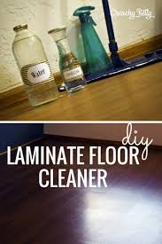 diy laminate floor cleaner your grandmother would be proud of