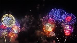 fireworks background hd. Simple Background With Fireworks Background Hd