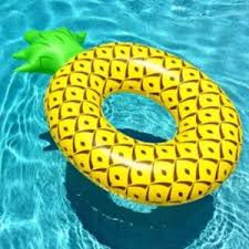 pool water with float. Pool Floats - Giant Pineapple Floatie Water With Float T