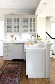 kitchen light grey paint color for cabinets gloss best colors sherwin williams li