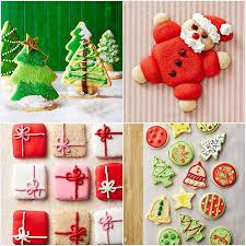 round christmas sugar cookies. Brilliant Cookies On Round Christmas Sugar Cookies I