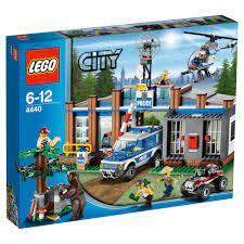 Lego 4440 - Đồ chơi xếp hình Lego 4440 Trạm kiểm Lâm