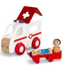 brio 30381 light sound ambulance