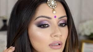 tutorial indian stani traditional smokey eye makeup