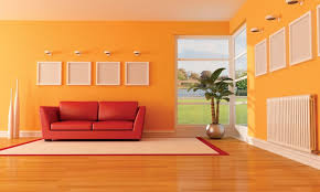 Stunning Orange Living Rooms By Orange Living Room Ideas