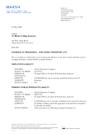 Professional Business Letter To Whom It May Concern Cover Letter