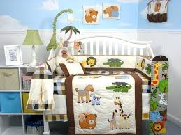 jungle crib bedding jungle crib bedding girl monkey crib bedding for girl babies