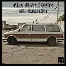 <b>Black Keys</b> - <b>El</b> Camino LP — Guestroom Records