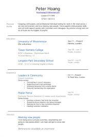 Relations Resume Old Format Doc Internat Peppapp
