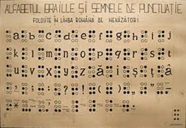 A spelling alphabet is a set of words used to stand for the letters of an alphabet in oral communication. Romanian Braille Wikipedia